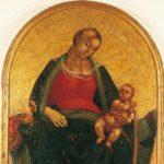 Signorelli - scuola - Museo Comunale - Lucignano (AR) - Madonna con Bambino