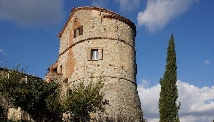 Montefollonico - Torre Moreschini