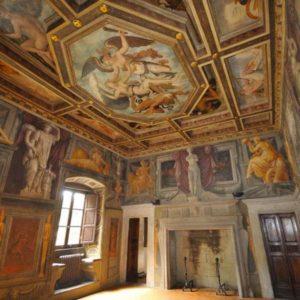 Casa Vasari - interno - AR