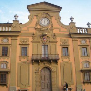 Villa Corsini - Castello (FI) - facciata