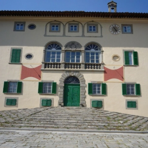 Villa La Mausolea - Soci (AR)