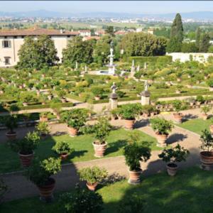 Villa Medicea di Castello (FI) - giardino