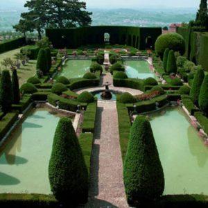 Settignano (FI) - Villa Gamberaia - giardino