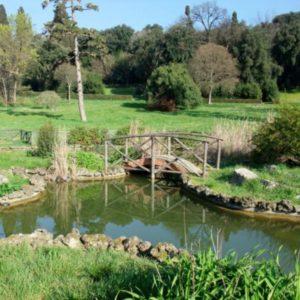 Villa Ventaglio - FI - giardino