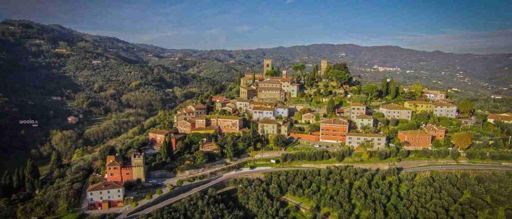 Buggiano Castello (PT) - veduta