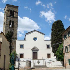 Buggiano Colle (PT) - pieve di S. Lorenzo