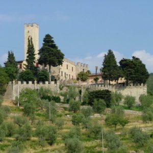 Calenzano (FI) - Castello e borgo di Legri
