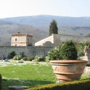 Calenzano (FI) - Villa di Travalle