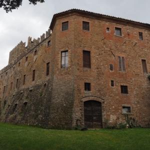 Cortona (AR) - Castello di Sorbello