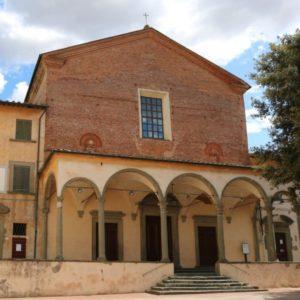 Fucecchio (FI) - chiesa di San Salvatore