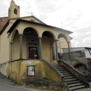 Fucecchio (FI) - chiesa Vergine della Ferruzza