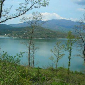 Lago artificiale di Montedoglio (AR)
