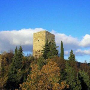 Marradi (FI) - Rocca di Castiglionchio