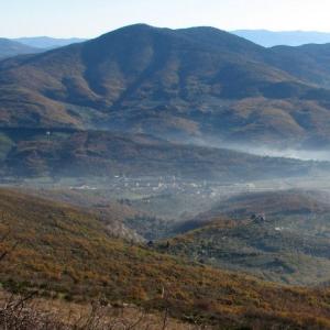 Monte Morello - provincia Firenze