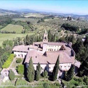 Montespertoli (FI) - Castello di Montegufoni