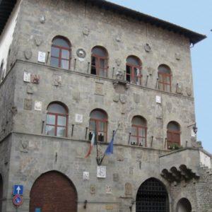 Pescia (PT) - Palazzo del Vicario