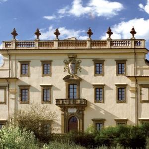 Scandicci (FI) - Villa di Castelpulci