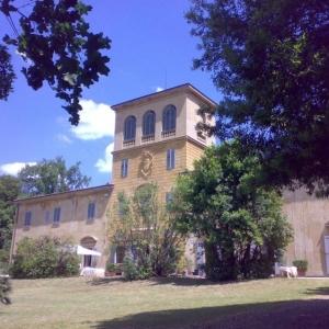 Sesto Fiorentino (FI) - Villa di Colonnata (Villa Gerini)