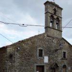 Talla (AR) - Pontenano - chiesa di S. Paolo