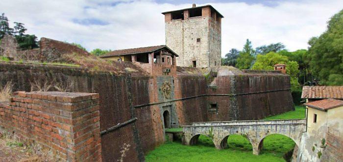 Fortezza Santa Barbara - Pistoia