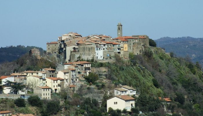 Montegiovi - Castel del Piano