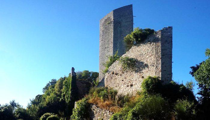 Rocca Silvana - Castell'Azzara