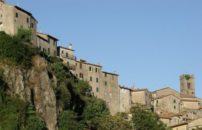 Santa Fiora castello