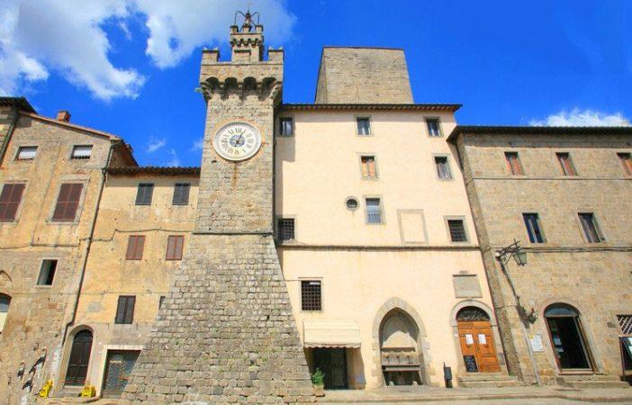 Santa Fiora centro storico