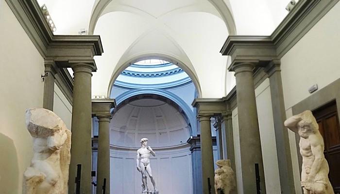 Accademia - David di Michelangelo