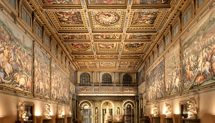 Salone del 500 Palazzo Vecchio