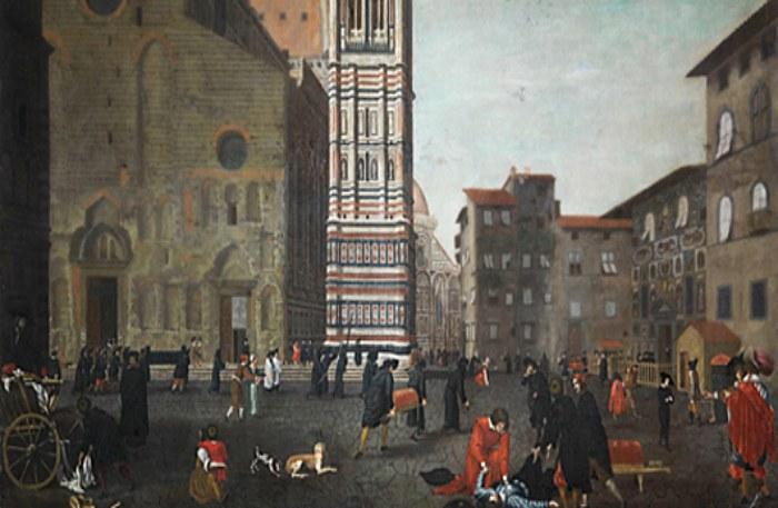 Firenze ai tempi delle peste