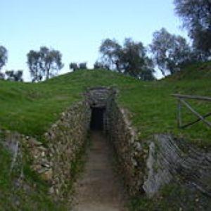 Tomba del Diavolino Vetulonia