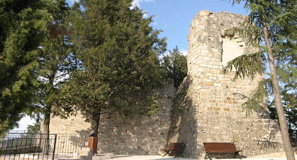Castello di Rocchette di Fazio