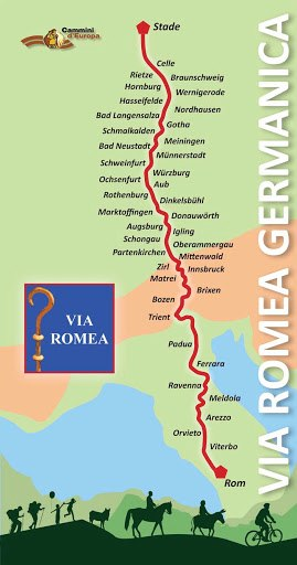 Via Romea Germanica