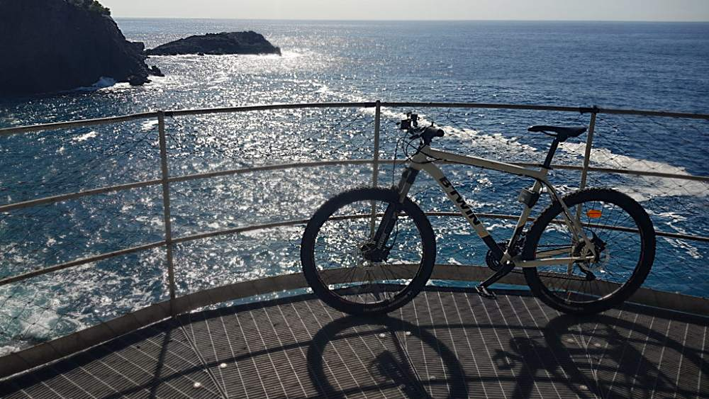 Portofino in bici