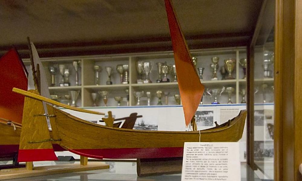 Capraia e Limite Museo del canotaggio