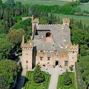Castelfiorentino - Castello di Oliveto