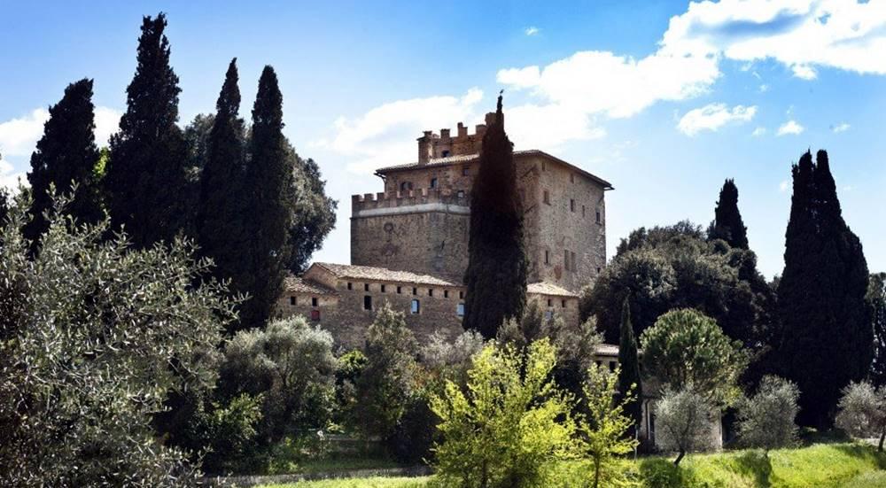 Castello di Porrona - Cinigiano