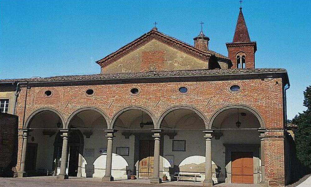 Foiano della Chiana - Chiesa San Francesco