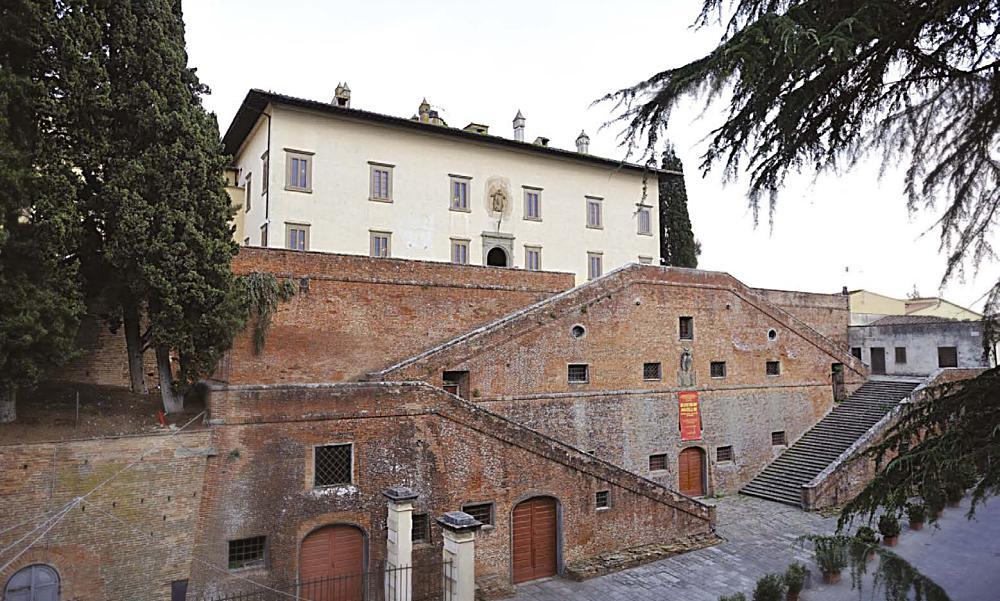 Verreto Guidi villa Medicea
