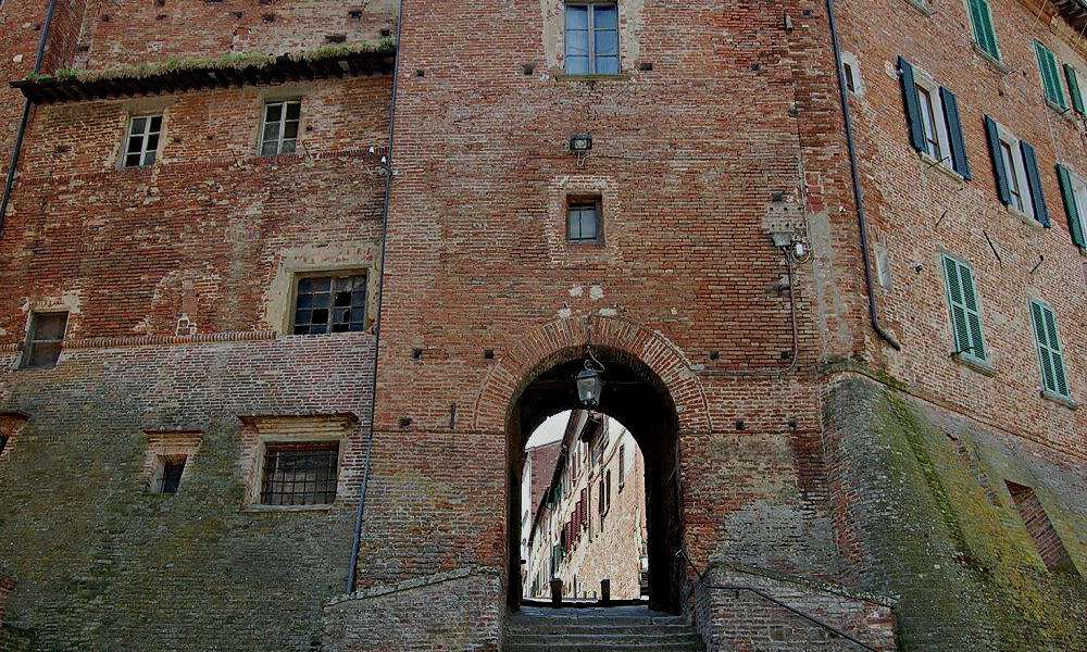Foiano della Chiana - centro storico