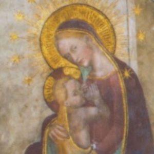 dipinto chiesa Umiltà Pistoia