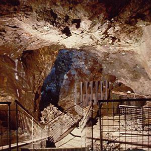 interno Miniera del Temperino