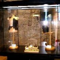 vetrina Museo Rocca di Campiglia