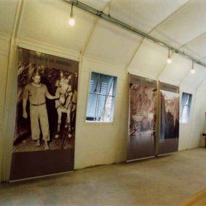 pannelli Museo del Minatore