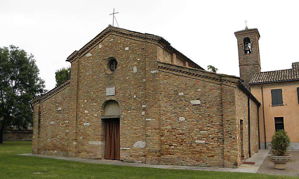 Pieve Santo Stefano chiesa