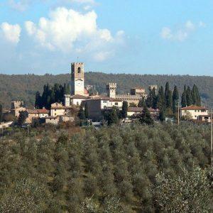panorama S. Donato in Poggio