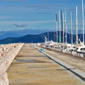 pontone di Punta Ala (GR)