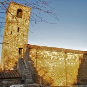 Buriano chiesa