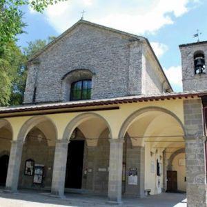 chiesa a La Verna
